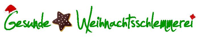 Logo Gesunde Weihnachtsschlemmerei